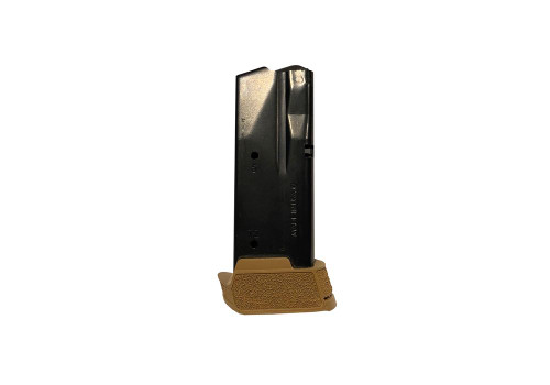 P365 MICRO COMPACT 12RD 9MM MAGAZINE- COYOTE BROWN