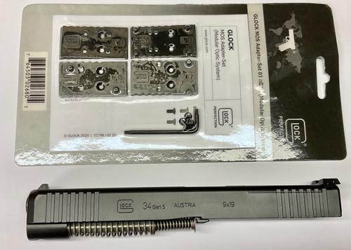 G34 / 9MM Gen 5 MOS Complete Slide