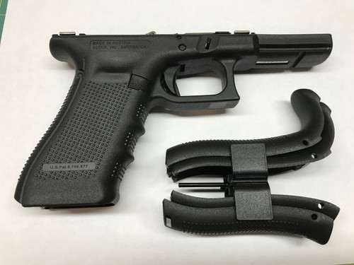 G20 / G21  10mm / 45acp Gen 4 Frame / Lower