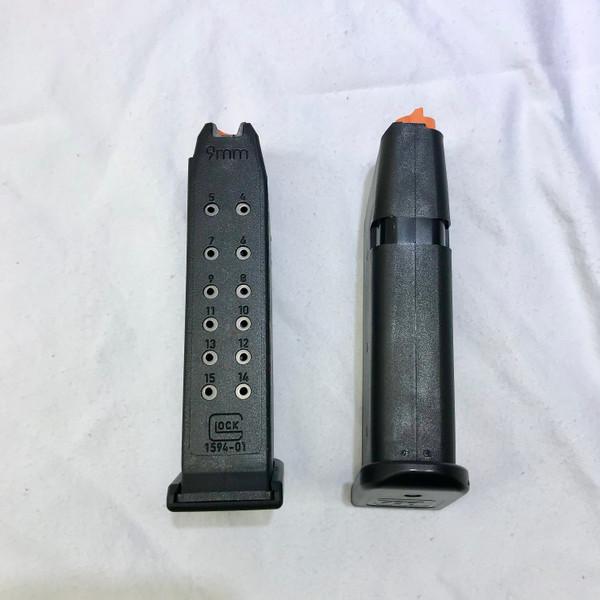 Glock 19 Gen 5 15rd Magazine 9mm