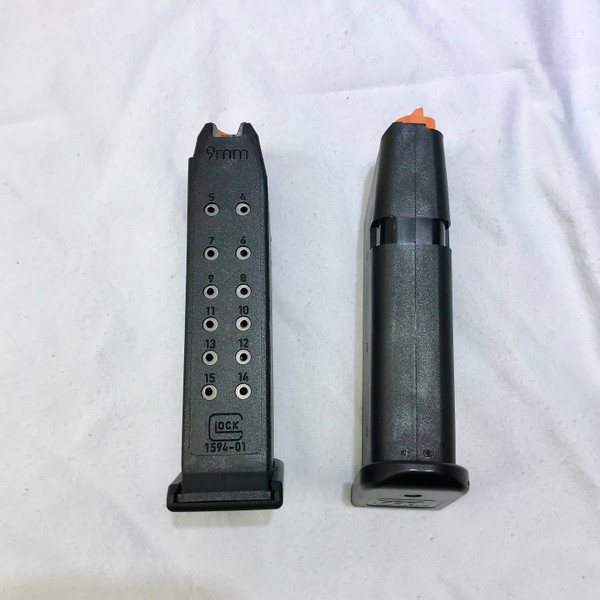 Glock 19 Gen 5 15rd Magazine 9mm