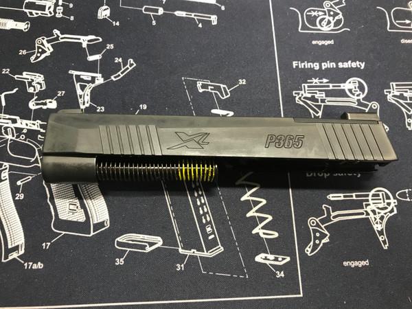Complete Factory Sig P365 XL 9mm Slide