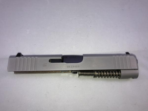G48 / 9mm Complete Slide Silver