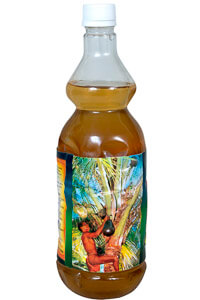 Dorellis Coconut Toddy Vinegar - Back