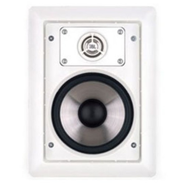 "6.5"" IN-WALL SPEAKER PAIR PREMIUM, 80WATTS @ 8OHMS ARCHITECTURAL EDITION BY JBL"