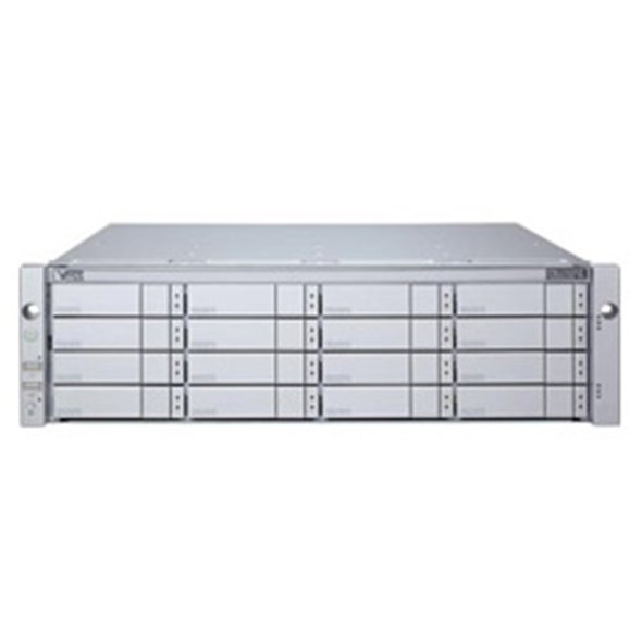 VESS J2600 JBOD SAS EXPANSION CHASSIS - DUAL RAID CONTROLLER UP TO 112 HDD MAX VIA CASCADE