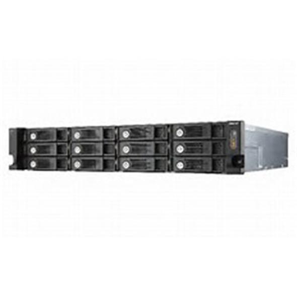 12-BAY SATA / SSD RAID RACK EXPANSION ENCLOSURE FOR QNAP NAS - 48TB MAX
