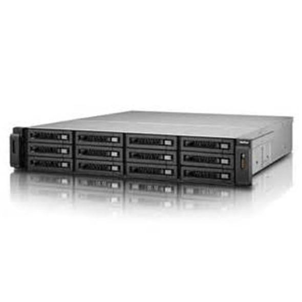 40CH, 2U RACK NVR, 48TB MAX 3.7GHZ INTEL I5 QUAD CORE 12X HDD BAY, 8GB RAM, 450MBPS