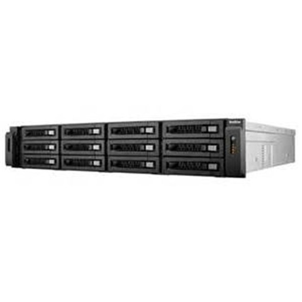 56CH, 2U RACK NVR, 48TB MAX 3.7GHZ INTEL I5 QUAD CORE 12X HDD BAY, 8GB RAM, 450MBPS