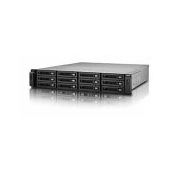 64CH, 2U RACK NVR, 48TB MAX 3.7GHZ INTEL I5 QUAD CORE 12X HDD BAY, 8GB RAM, 450MBPS