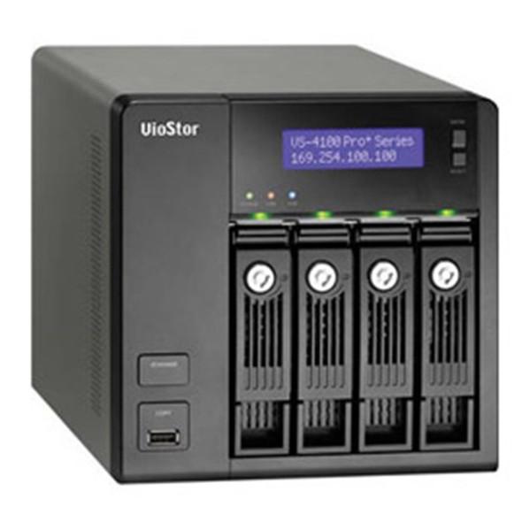 12CH SMB NVR, 16TB MAX REC, 2.6GHZ INTEL DUAL CORE, 4X HDD BAY, 4GB RAM, 250MBPS