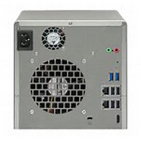 12CH, 1U RACK NVR, 16TB MAX 2.6GHZ INTEL DUAL CORE, 4X HDD BAY, 4GB RAM, 250MBPS