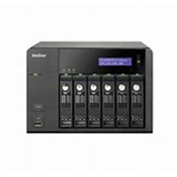 16CH SMB NVR, 24TB MAX REC, 2.6GHZ INTEL DUAL CORE, 6X HDD BAY, 4GB RAM, 330MBPS