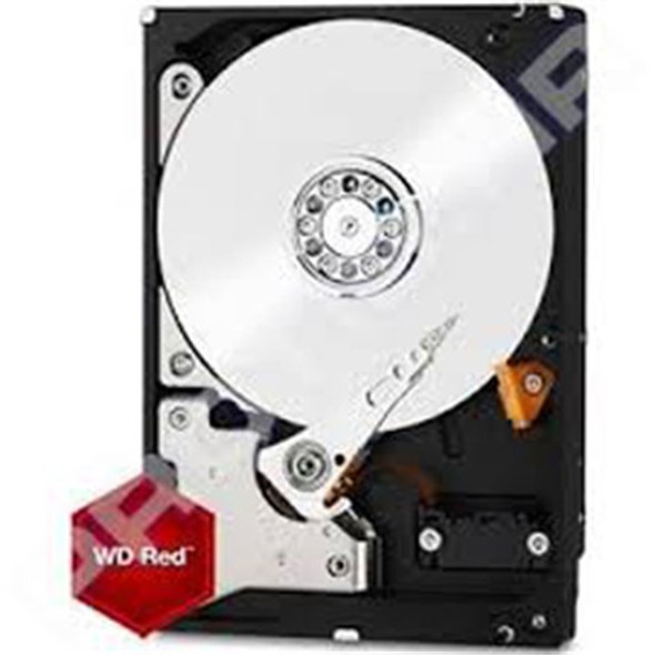 8TB CONSUMER HARD DISK DRIVE WD RED NAS SPECIFIC HDD, 64MB 6GB/B, SATA6, INTELLI POWER