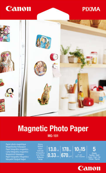 Canon Magnetic Photo Paper