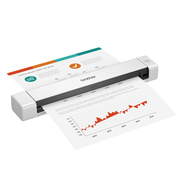 Brother DS-640 Portable Document Scanner