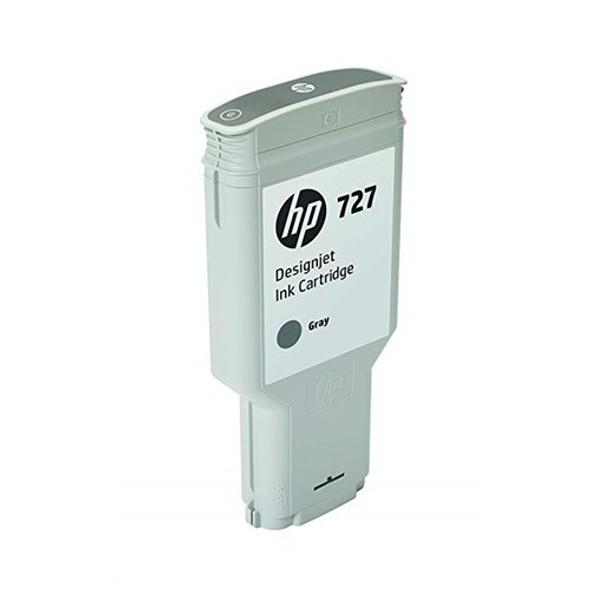HP 727 300ML GREY DESIGNJET INK CARTRIDGE