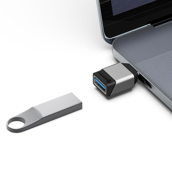 ALOGIC Ultra Mini USB 3.1 (Gen 1) USB-C to USB-A Adapter - Space Grey  - MOQ:5
