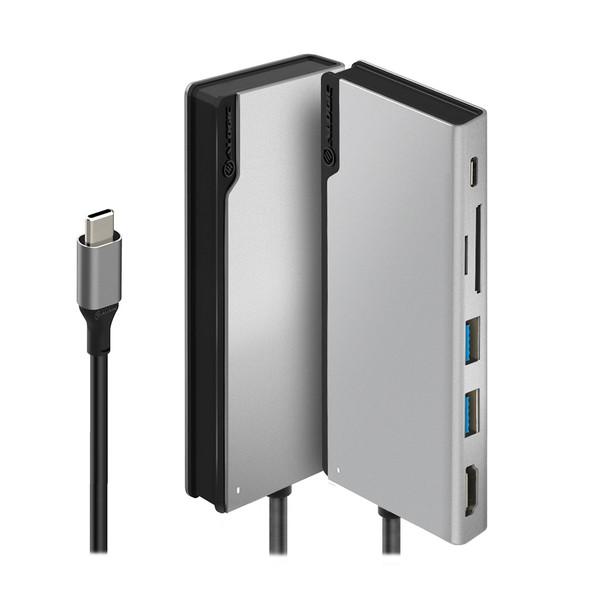 ALOGIC Ultra USB-C Dock UNI - Sp/Grey