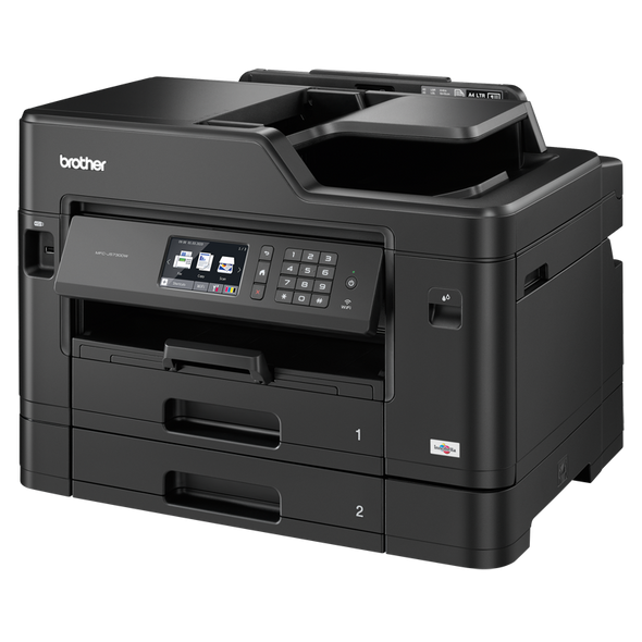 BROTHER MFC-J5730DW Business Inkjet Multi-Function with A3 printing capability, wireless networking and FAX