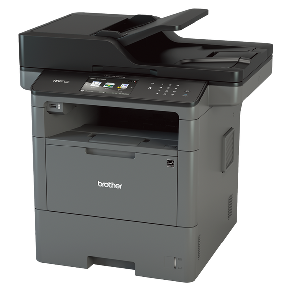BROTHER MFC-L6700DW WIRELESS HIGH SPEED MONO LASER MULTI-FUNCTION CENTRE WITH 2-SIDED PRINTING & SCAN
