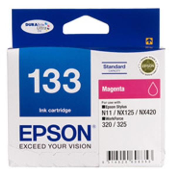133- Magenta ink cart FOR N11 NX125 130 230 420 430 WF320 325 435