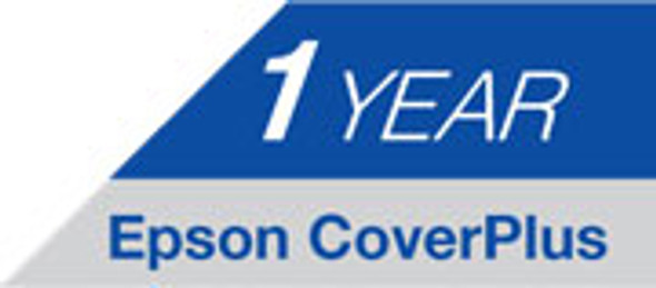 1 Year Return To Base Epson CoverPlus provides additional one year service; covering parts, labour & on-going tech support