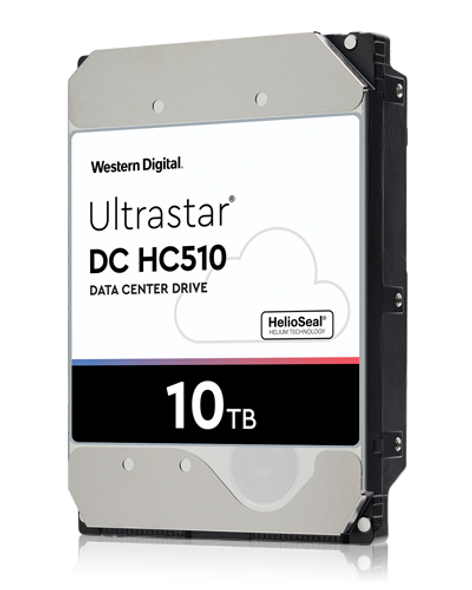 ENTERPRISE,WD ULTRASTAR 0F27606, 10TB,SATA,256cache,3.5form factor,5yr warranty