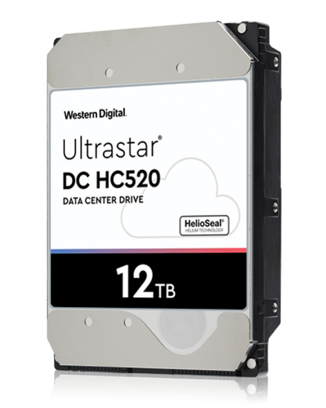 WD ULTRASTRA 0F30146,  12TB High-Capacity;Interface:SATA 6Gb/s;Limited warranty 5years;RPM Class:7200;Cache:128MB, 256MB