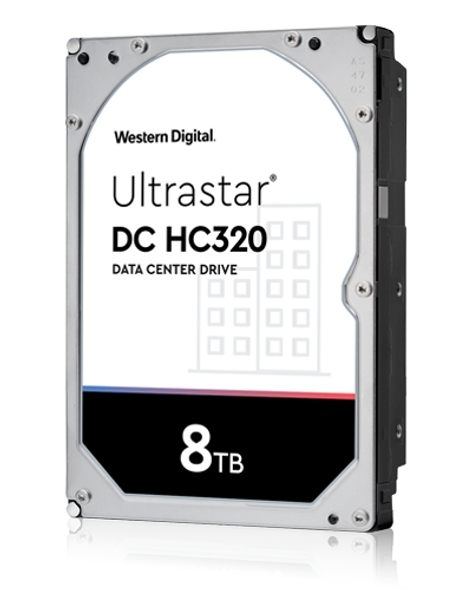WD ULTRASTAR 0B36404, 8TB,SATA, 256 cache, 3.5Form Factor,ENTERPRISE,5 yrs warranty