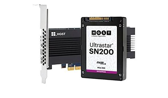 ULTRASTAR DC SN200 HH-HL 3840GB PCIe MLC RI 15NM