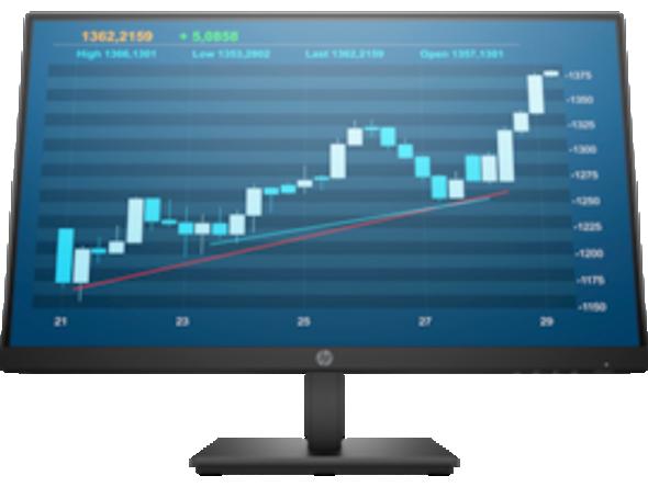 HP 400 G6 SFF Desktop and monitor bundle