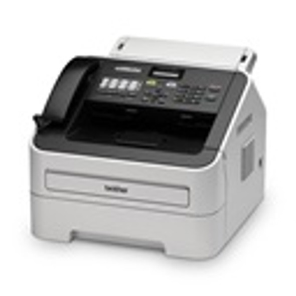 BROTHER FAX-2840 20ppm LASER PLAIN PAPER Super G3 FAX WITH HANDSET