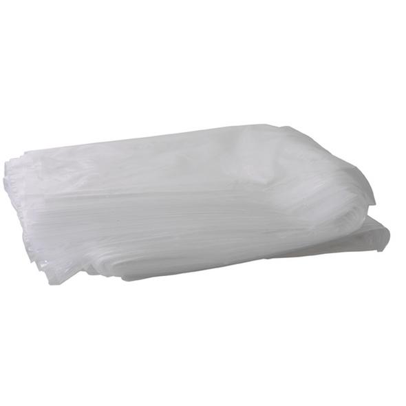 IDEAL SHREDDER BAG PLASTIC CLEAR