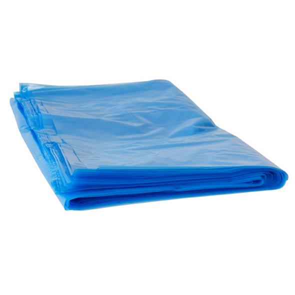 IDEAL SHREDDER BAG PLASTIC BLUE