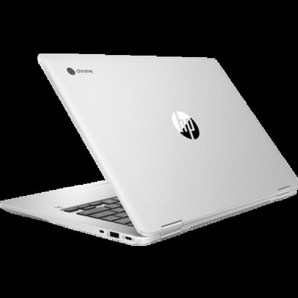 """HP Chromebook Enterprise x360 14E G1, 14"""" FHD TS, Pentium 4415U, 8GB, 32GB eMMC, Chrome 64, 1Yr RTB Warranty"""
