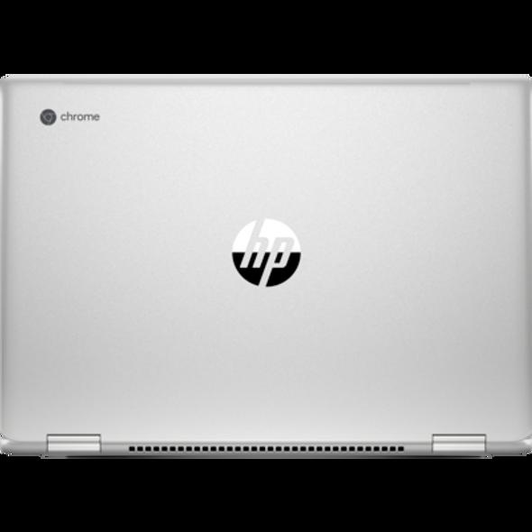 """HP Chromebook Enterprise x360 14E G1, 14"""" FHD TS, i3-8130U, 8GB, 64GB eMMC, Chrome 64, 1Yr RTB Warranty"""