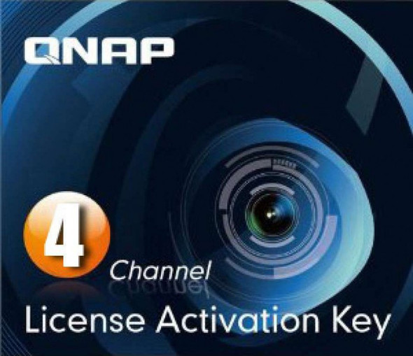 4 LICENSE ACTIVATION KEY FOR SURVEILLANCE STATION PRO