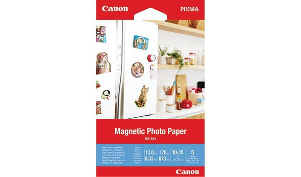 MG-101 MAGNETIC PHOTO PAPER
