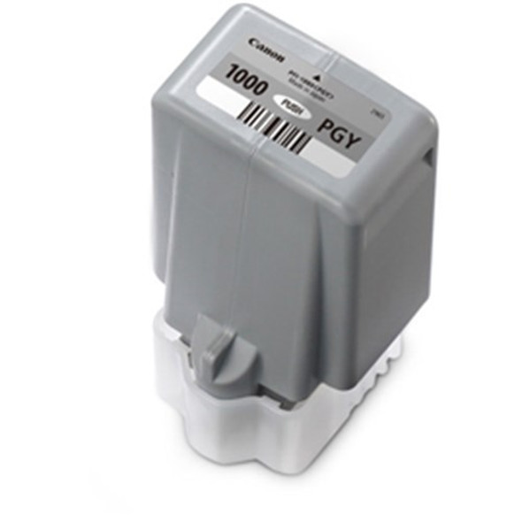 CANON PFI-1000 GREY INK TANK FOR IMAGEPROGRAF PRO-1000 80ML