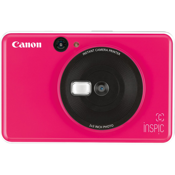 CPINK INSPIC C INSTANT CAMERA - PINK