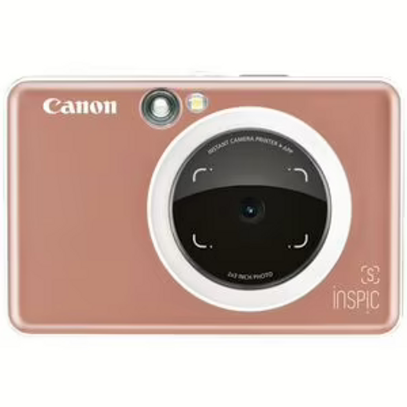 SGOLD INSPIC S INSTANT CAMERA WITH SMARTPHONE CONNECTIVITY - ROSE GOLD