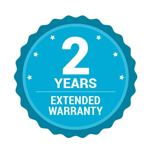 2 YEARS EXTENDED WARRANTY TOTAL OF 3 YEARS