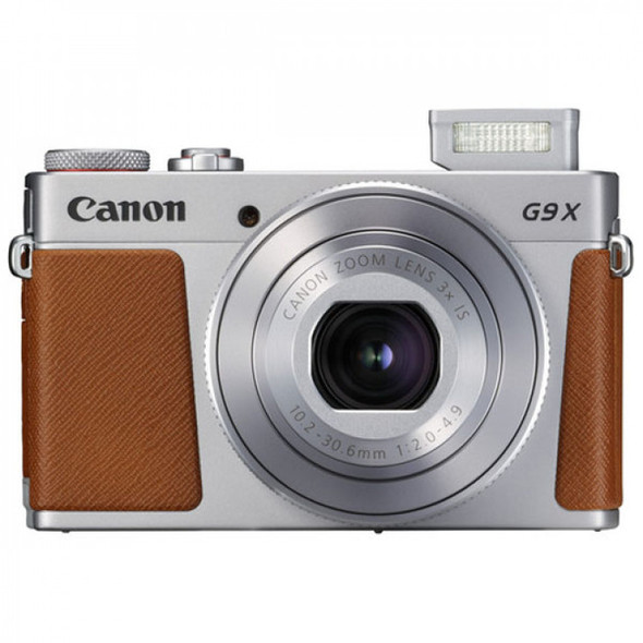 CANON DIGITAL CAMERA POWERSHOT G9XII SILVER DIGITAL CAMERA