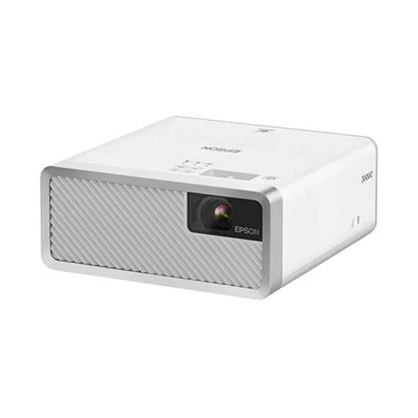 EF-100W WXGA LASER PORTABLE HOME THEATRE WHITE PROJECTOR 2000LM 2500001