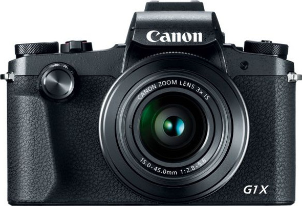CANON G1XIII POWERSHOT G1X MARK III CAMERA 24.2MP APS-C 3X ZOOM EVF VARIANGLE TOUCH WI