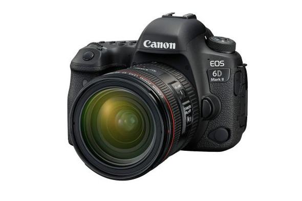 CANON 6DIIADK EOS 6D MARK II ADVANCED KIT W/EF24-70 F/4 L IS