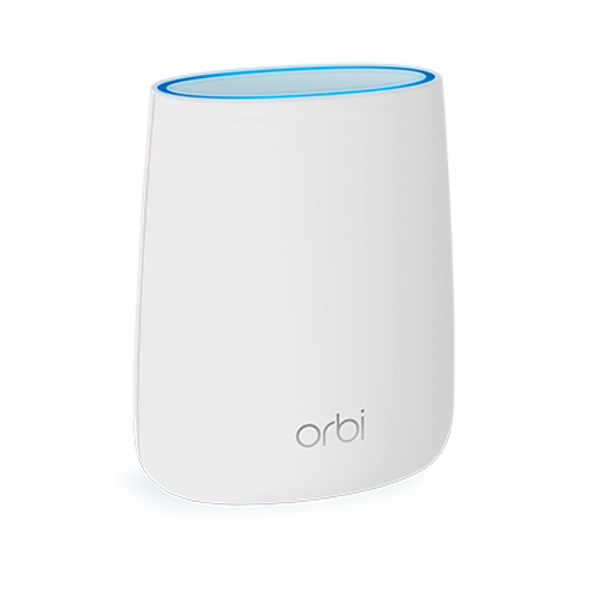 NETGEAR OrbI Whole Home AC2200 Tri-band WiFi System Router (RBR20)