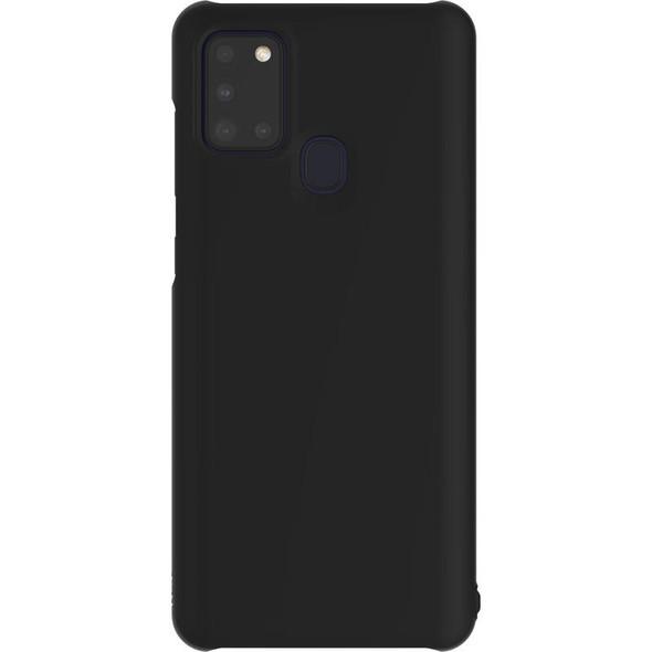 A21S Premium Hard Back Case (SMAP) black
