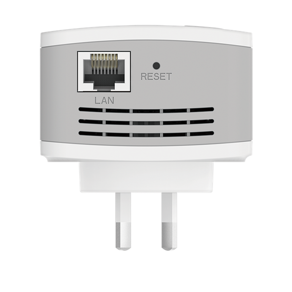 AC1200 Wi-Fi Range Extender with the firmware upgrade